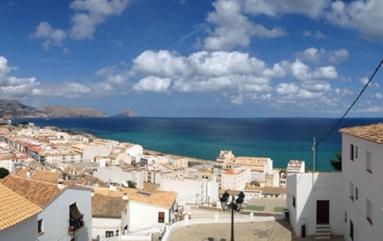 Ankunft Alicante